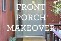 Front Door / by Michelle @ Mint Green Apron