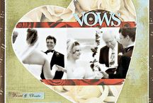 Scrapbooking for weddings