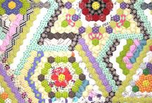 Quilts, hexies & EPPs