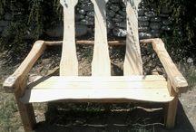 elvis noli / Works in wood