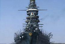 warships