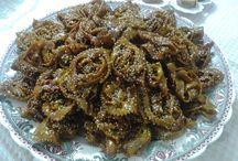 Gâteau pour ramadan