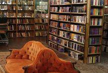 Libraries / by Kandice Bridges