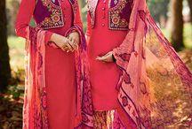 Designer Patiala Salwar Suits For Women
