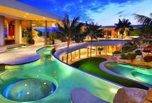 Luxury houses