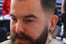 Beard & Hair Style Ideas