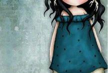 santoro kislány