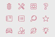Icon design / by Hetal Soni