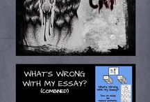 Gothic Lit Lessons for Secondary ELA / This board is dedicated to Gothic literature lessons for the Secondary ELA classroom.  Please contact me through www.bespokeclassroom.com if you would like to be a contributor.
