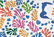 Matisse Cut Outs & Paintings