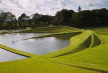Landscape architecture / Landscape architecture
