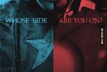 Marvel / So many emotions