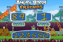 Angry Birds Friends Week 89 - week 90 Level  power up 27 Jan - 2 Feb / Angry Birds Friends Tournament  Week 89 - Week 90 - 27 January - 2 February All Levels 3 star strategy High Scores This is our no power and power up  More to come! Please subscribe!