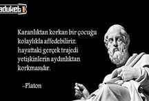 Felsefi sözler