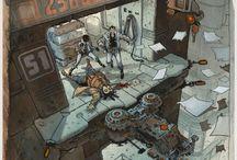 Awesome Cartoonists - Serge Pellé / 0
