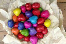 Kisii Hearts / Available at www.coutaandmoose.com.au