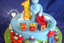 Z bday cake