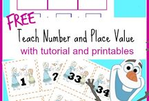 Printables For Kids / freebies, printables, games, learning worksheets, crafts, diys, inspirational quotes