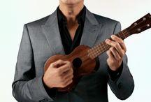 Ukuleles, Banjos, and Guitars