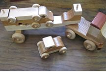 Wooden Toys / # handcrafted wooden toys # Just Us Chickens Gallery # Kittery #shop local