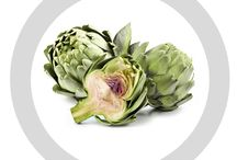 Interesting facts about artichokes / Artichoke is the edible flower bud of a thistle-like plant in the sunflower family scientifically known as Cynara scolymus.