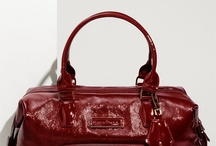 I don't have an oxblood bag / oxblood, burgundy, bordeaux / by Christine M