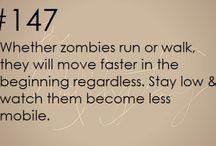 Zombie citater
