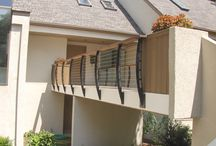 Atlanta, Georgia / Mosaic group is a design build firm we really enjoy working with. When one of their customers saw our Keuka Style railing on a previous project we did with Mosiac the clients said no other railing would due. They loved the Keuka Style railing and had to have it.