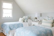 Lake house / Bedrooms