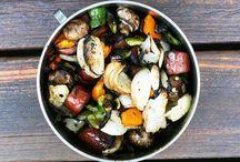 Recipe - Main / Vegetarian & Fish Recipes ;-)