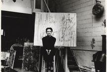 Photos of Artists / by Sarah Gantt