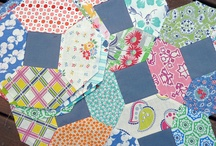 Quilting: English Paper Piecing