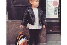 Little Style / Estilos de inspiración para los más pequeños fashionistas