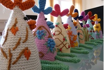 Chickens / Crochet