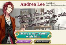 Shall we date? Love Tangle - Andrea Lee