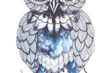 Owls!ugglor!
