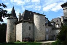 châteaux Auvergne