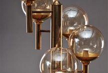 Lighting - midcentury a.o.