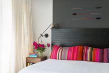 Home - Bedroom ideas / by Beatriz R Machado