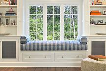 Orchid Ideas / Window seat my room
