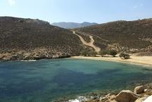 Beaches of Serifos Island, Greece