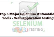 Selenium Training and Tutorial