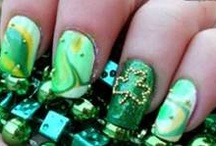 Nail Ideas for Emilee / by Stacy Geiger Salter