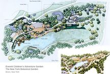 CG Landscapes / Overviews of children's gardens in Botanic gardens