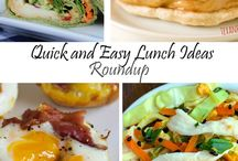 Lunch / Lunch recipes & ideas