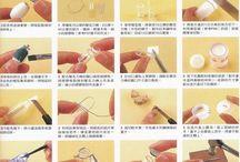 Accessoires Fairy Houses Technique