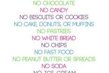 No junk food for June challenge!!
