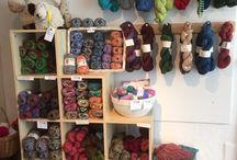 Wool Shops