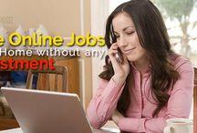 Online jobs / Make Money Online.