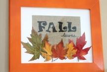 Fall Crafts / by Lauren Stewart